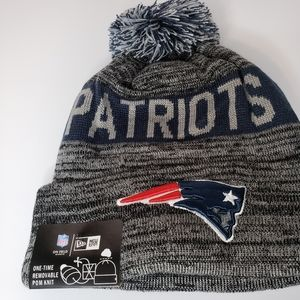 Patriots New Era NFL Fleeced Lined Hat New